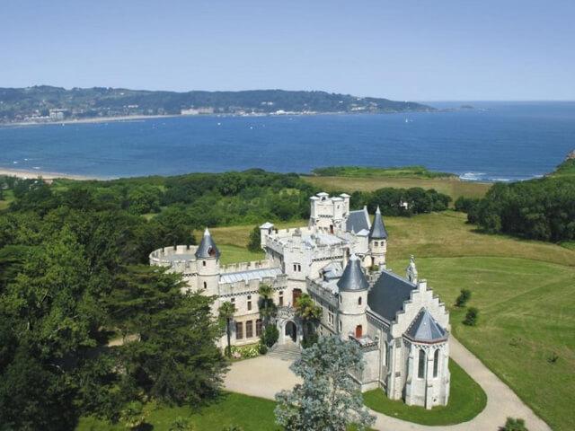 Chateau d'Abbadia - Hendaye