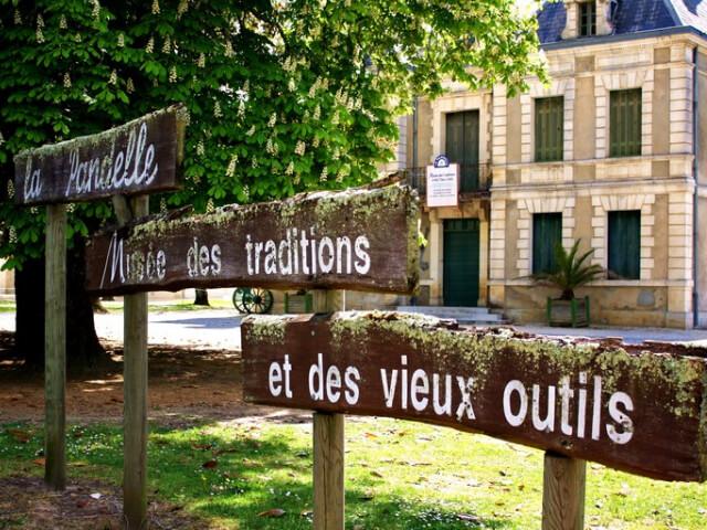 Musée de la tradition et des vieux outils - Soustons